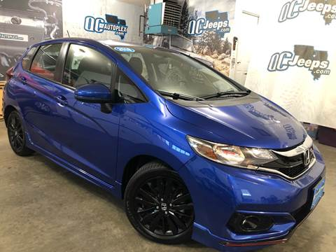 2018 Honda Fit for sale in Eldridge, IA