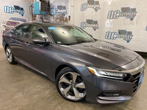 2018 Honda Accord for sale in Eldridge, IA