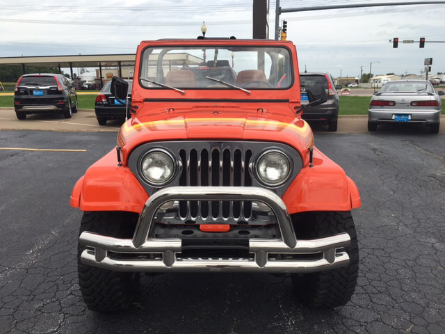 1981 Jeep CJ-5 Renegade - Eldridge IA