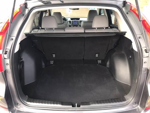 2016 Honda CR-V AWD EX-L 4dr SUV w/Navi - Eldridge IA