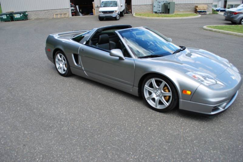 2005 Acura NSX Base 2dr Coupe: 2005 Acura NSX Base 2dr Coupe 17647 Miles Gray Coupe 3.2L V6 Manual 6-Speed