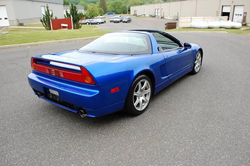 2003 Acura NSX Base 2dr Coupe: 2003 Acura NSX Base 2dr Coupe 32440 Miles Blue Coupe 3.2L V6 Manual 6-Speed