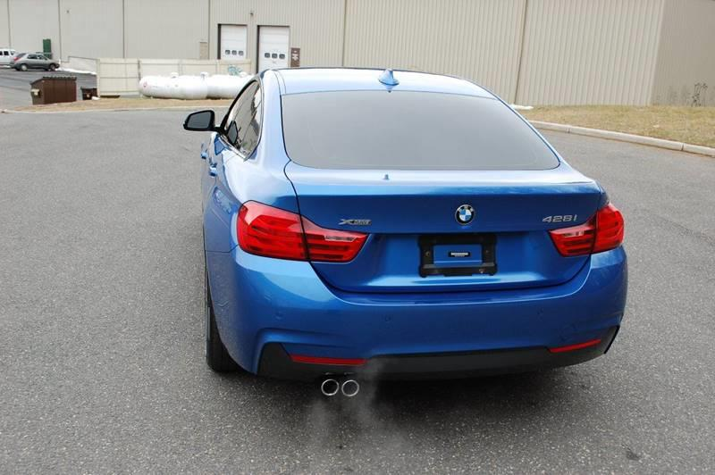 2015 Bmw 4 Series AWD 428i xDrive Gran Coupe 4dr Sedan SULEV In
