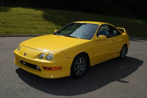 2001 Acura Integra for sale at New Milford Motors in New Milford CT