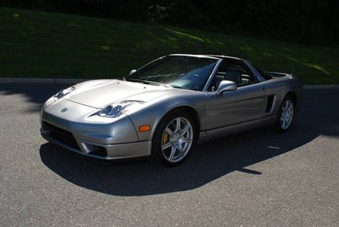 2004 Acura NSX for sale at New Milford Motors in New Milford CT