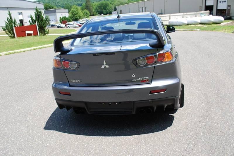 2010 Mitsubishi Lancer MR AWD 4dr Sedan: 2010 Mitsubishi Lancer Evolution MR AWD 4dr Sedan 68743 Miles Gray Sedan 2.0L I4
