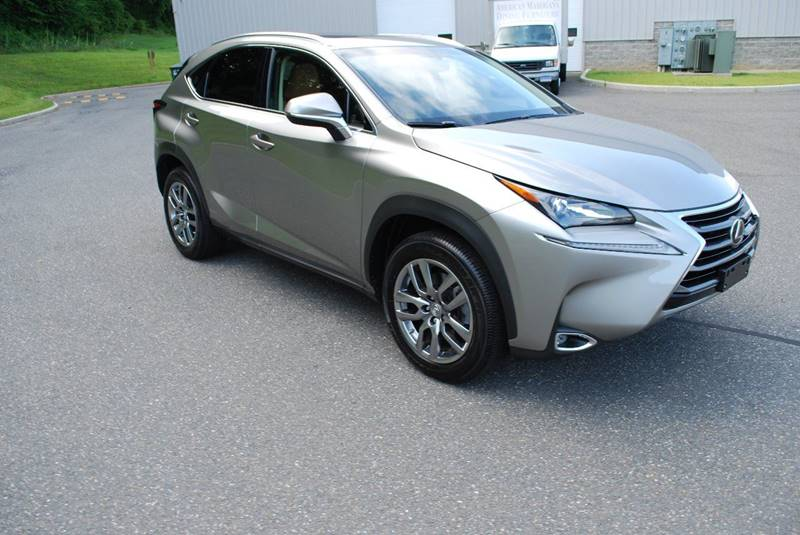 2015 Lexus Nx 200t Awd 4dr Crossover In New Milford Ct