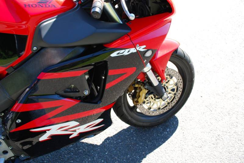 2002 Honda Cbr900 Cbr900 In New Milford Ct New Milford