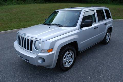 2009 Jeep Patriot for sale in New Milford, CT