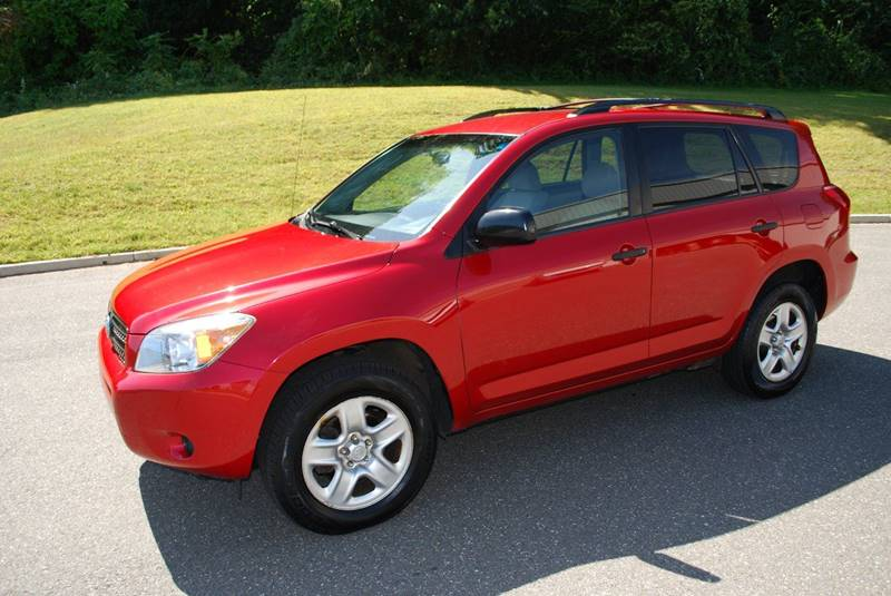 2008 Toyota Rav4 4x4 4dr Suv W Th Third Row Package In New