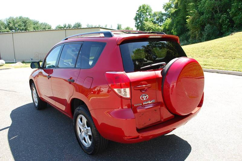 2008 toyota rav4 4x4 4dr suv w th third row package in new. Black Bedroom Furniture Sets. Home Design Ideas