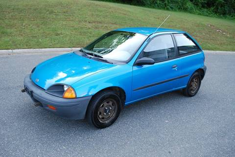 1997 GEO Metro for sale in New Milford, CT