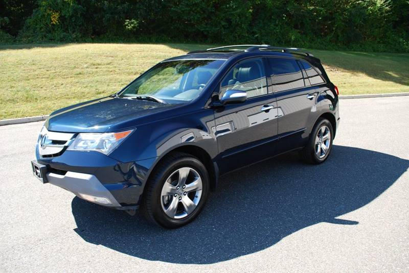 Acura Mdx SHAWD Dr SUV WSport And Entertainment Package In - Acura mdx for sale in ct