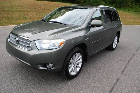 2009 Toyota Highlander Hybrid for sale in New Milford, CT