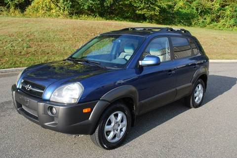 2005 Hyundai Tucson for sale in New Milford, CT