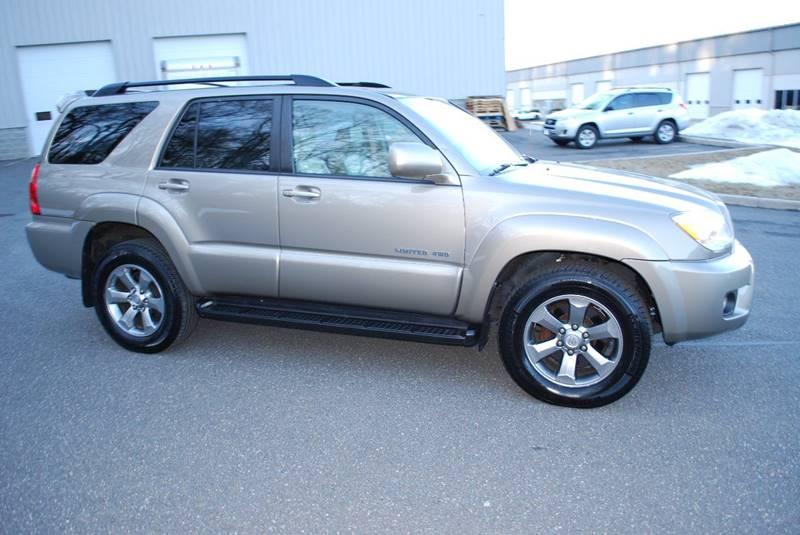 2007 toyota 4runner limited 4dr suv 4wd v8 in new milford ct new