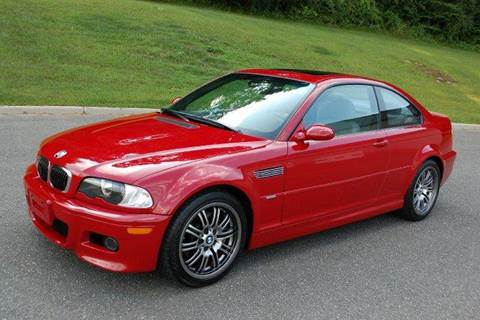 2002 BMW M3 for sale at New Milford Motors in New Milford CT