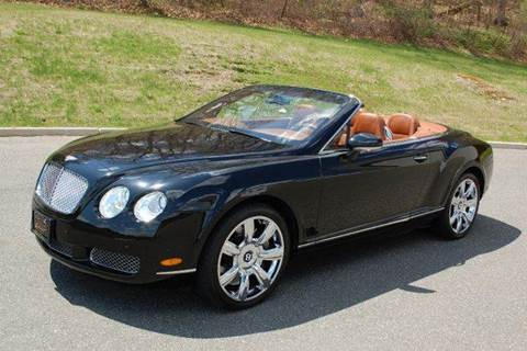 2007 Bentley Continental GTC for sale at New Milford Motors in New Milford CT