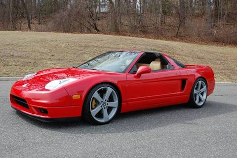 2005 Acura NSX for sale at New Milford Motors in New Milford CT