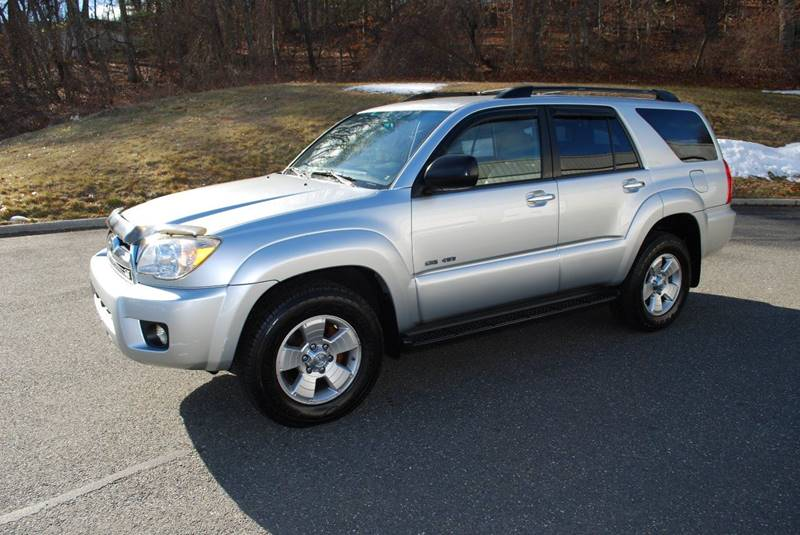 2006 Toyota 4Runner SR5 4dr SUV 4WD w/V8 In New Milford CT - New ...