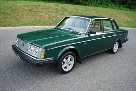 1983 Volvo 240 for sale at New Milford Motors in New Milford CT