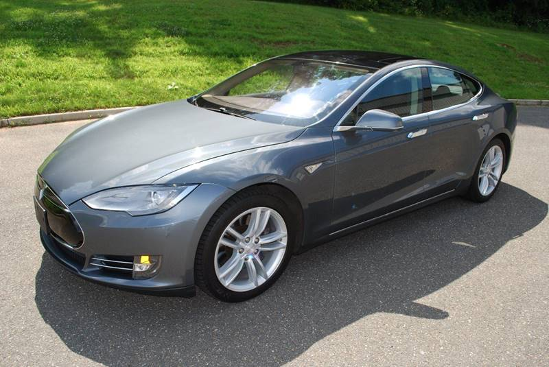 2013 Tesla Model S for sale at New Milford Motors in New Milford CT