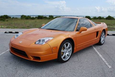 2004 Acura NSX for sale in New Milford, CT
