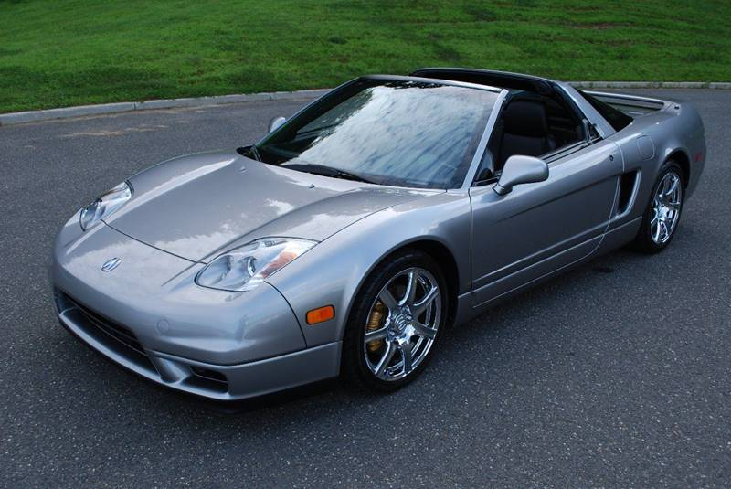 2003 Acura NSX for sale at New Milford Motors in New Milford CT