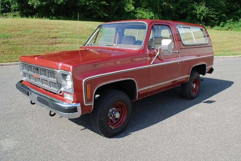 1978 GMC Jimmy for sale at New Milford Motors in New Milford CT