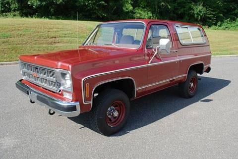 1978 GMC Jimmy for sale in New Milford, CT