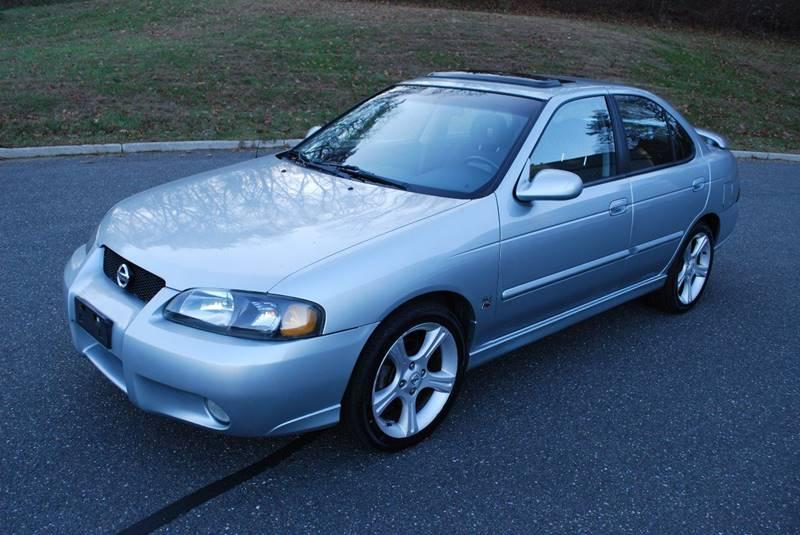 2003 Nissan Sentra Se R Spec V >> 2003 Nissan Sentra Se R Spec V 4dr Sedan Ebay