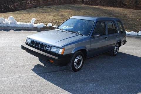 1987 Toyota Tercel for sale in New Milford, CT