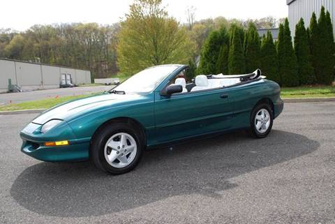 1997 Pontiac Sunfire for sale in New Milford, CT
