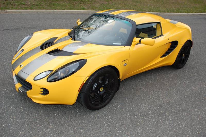 2006 Lotus Elise for sale at New Milford Motors in New Milford CT