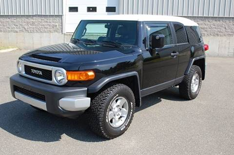 2008 Toyota FJ Cruiser for sale in New Milford, CT