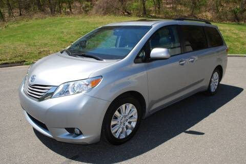2015 Toyota Sienna XLE Premium 7-Passenger for sale at New Milford Motors in New Milford CT