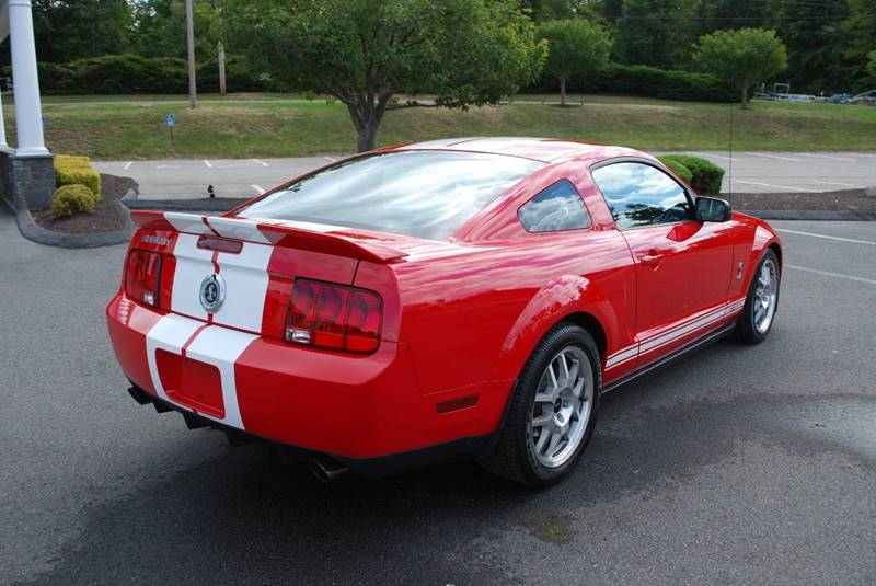2007 Ford Shelby GT500 2dr Coupe - New Milford CT