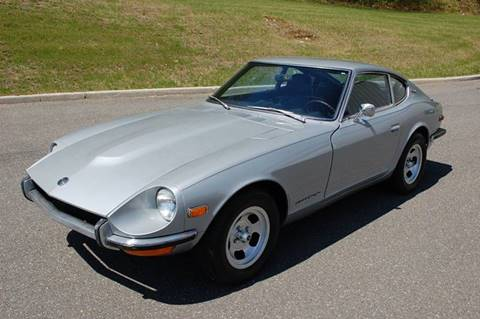 1970 Datsun 240Z for sale at New Milford Motors in New Milford CT
