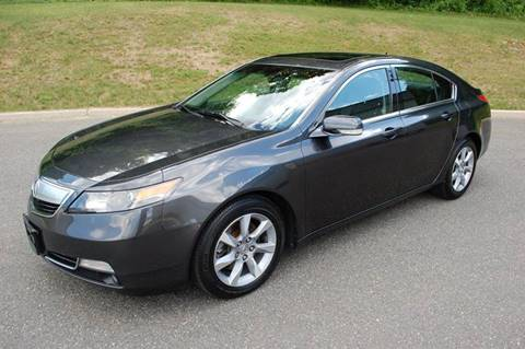 2012 Acura TL for sale in New Milford, CT