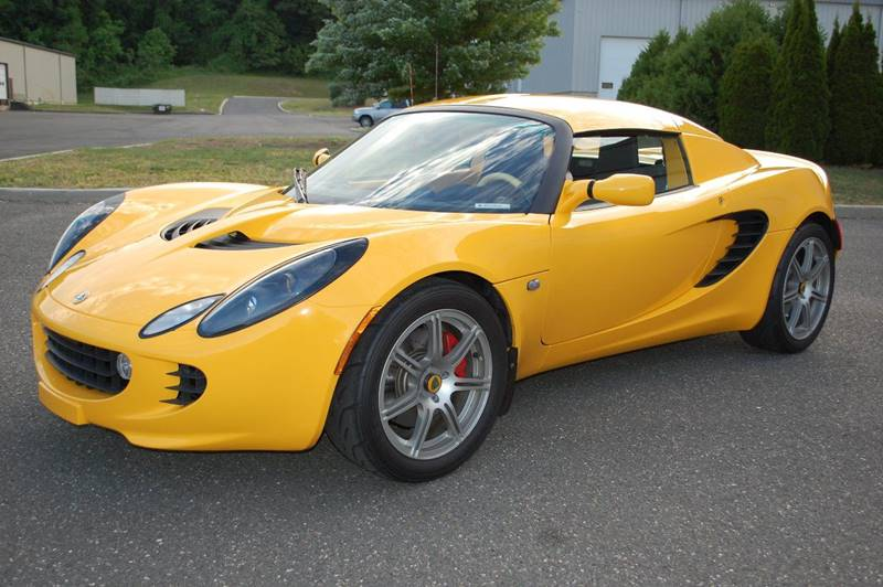 2005 Lotus Elise for sale at New Milford Motors in New Milford CT