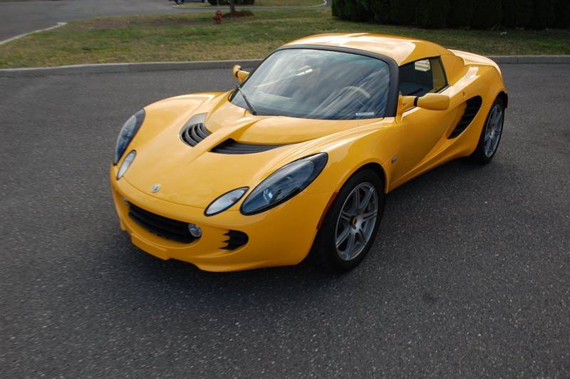 2005 lotus elise 2dr roadster in new milford ct new. Black Bedroom Furniture Sets. Home Design Ideas