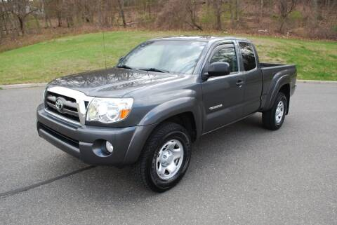 2009 Toyota Tacoma V6 for sale at New Milford Motors in New Milford CT
