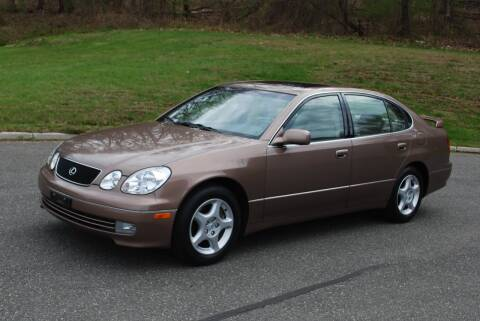 1998 Lexus GS 400 for sale at New Milford Motors in New Milford CT