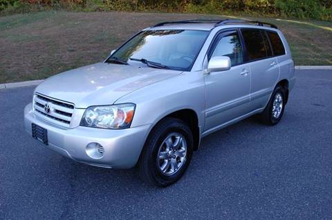 2006 Toyota Highlander for sale in New Milford, CT