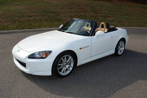 2005 Honda S2000 for sale at New Milford Motors in New Milford CT