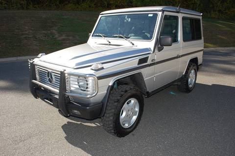 1991 Mercedes-Benz G-Class for sale at New Milford Motors in New Milford CT