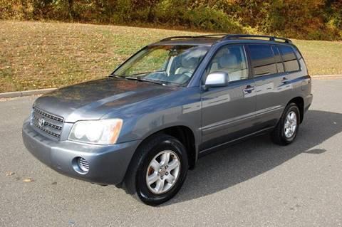 2003 Toyota Highlander for sale in New Milford, CT