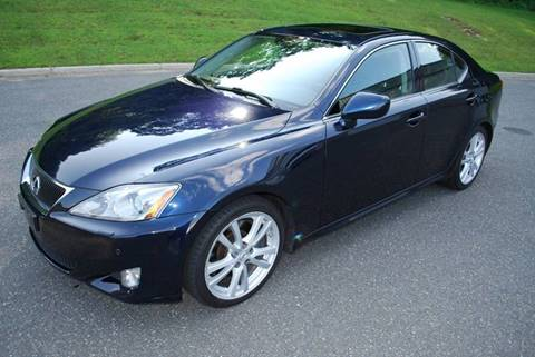 2006 Lexus IS 350 for sale in New Milford, CT