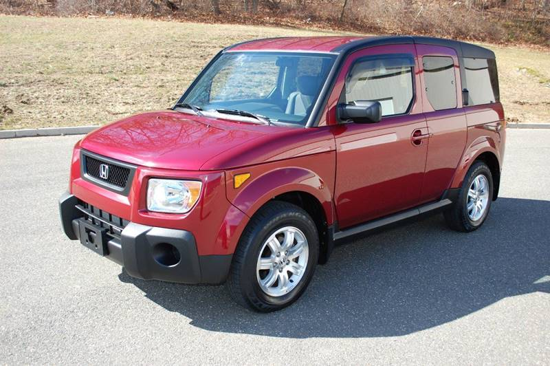 2006 Honda Element AWD EXP 4dr SUV 4A In New Milford CT  New