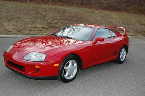 1995 Toyota Supra for sale at New Milford Motors in New Milford CT
